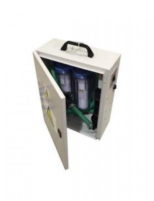 Wms 125d 125 litre toro safety for Water pump filter box